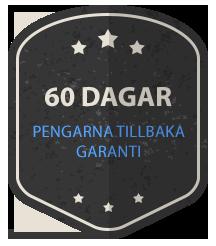 60 dagar pengarna tillbaka garanti