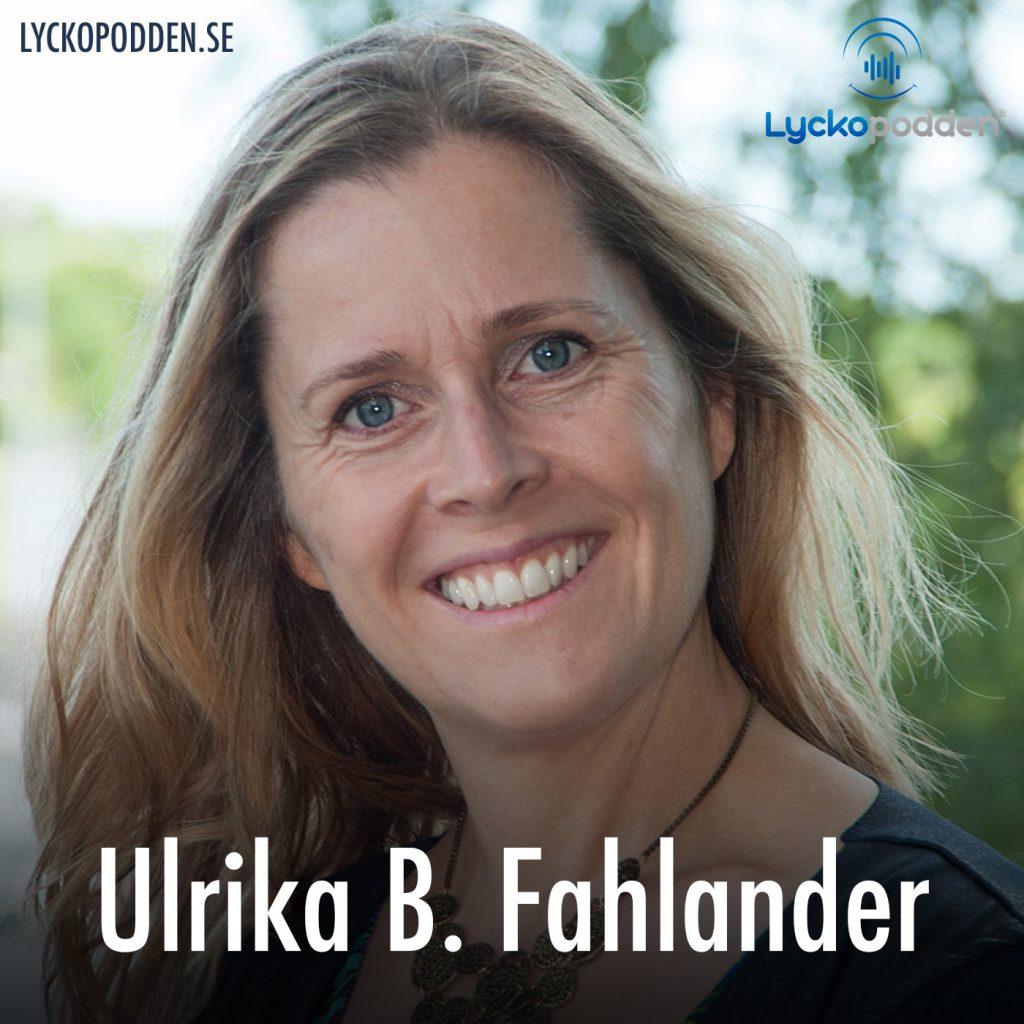 Ulrika Bein Fahlander EFT Stockholm Lyckopodden